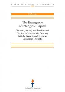 The Emergence of Intangible Capital: Human ...