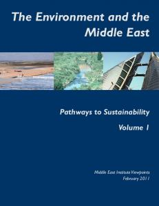 The Environment and the Middle East - Middle East Institute