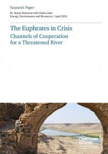 The Euphrates in Crisis - Chatham House