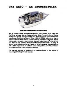 The GE90 - An Introduction