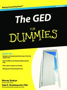The GED for Dummies, 2nd Edition - Strongspace