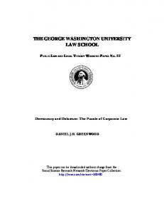 Yahoo Hacks - George Washington University - MAFIADOC.COM