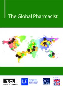 The Global Pharmacist - UCL Discovery