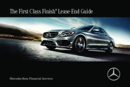 The hardest part is letting go. - Mercedes-Benz Financial Services