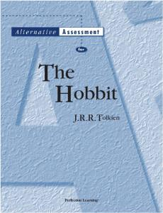 The Hobbit - Perfection Learning