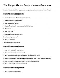 The Hunger Games Comprehension Questions.pdf