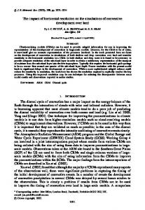 The impact of horizontal resolution on the ... - Wiley Online Library