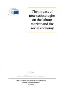 The impact of new technologies on the labour market and the ... - Astrid