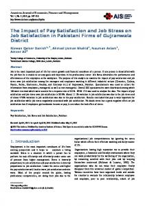 the impact of smartphone technology on the self efficacy and job satisfaction of financial managers Employee readiness to organizational changes: impact of employees'  focused on self-efficacy, trust in peers, and logistic and system support  with regard to.