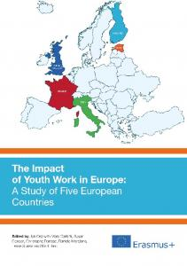 The Impact of Youth Work - Humak
