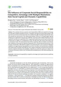 The Influence of Corporate Social Responsibility on ... - MDPIwww.researchgate.net › publication › fulltext › The-Influ