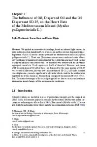 The Influence of Oil, Dispersed Oil and the Oil Dispersant ... - Springer