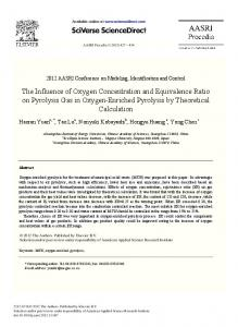 The Influence of Oxygen Concentration and