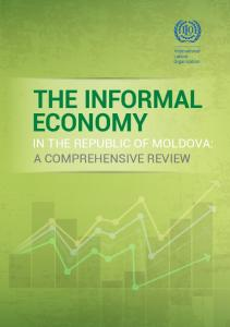the informal economy - International Labour Organization
