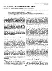 The Interferon-y Receptor Extracellular Domain - The Journal of ...