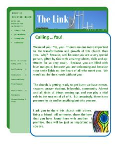 The Link - Disciples Christian Church