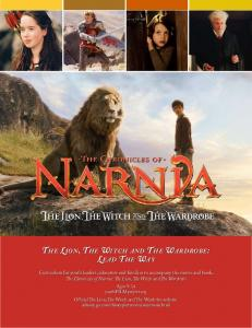 The Lion, The Witch and The Wardrobe: Lead The Way