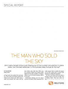 the man who sold the sky