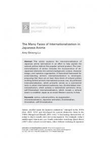 The Many Faces of Internationalization in ... - Semantic Scholar