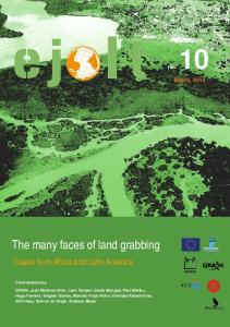 The many faces of land grabbing - Ejolt