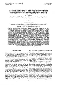 The mathematical modelling and computer simulation ... - ScienceDirect