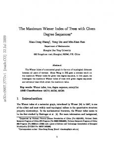 The Maximum Wiener Index of Trees with Given Degree Sequences