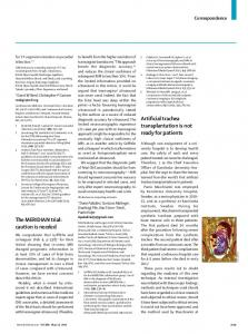 The MERIDIAN trial: caution is needed - The Lancet