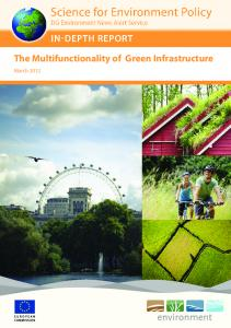 The Multifunctionality of Green Infrastructure - European Commission