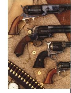 The New Guns of the Old West - The National Firearms Museum