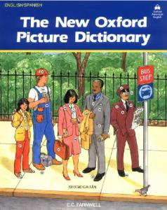 The New Oxford Picture Dictionary En-Sp_0194343553