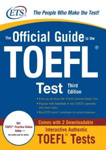 The Official Guide to the TOEFL Test - Hawalli ELT Website