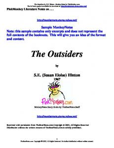 The Outsiders - yimg.com