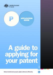 The Patents Guide