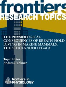 The physiological consequences of breath-hold ...