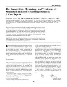 The Recognition, Physiology, and Treatment of Medication-Induced ...