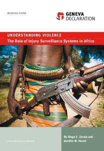 The Role of Injury Surveillance Systems in Africa - The Geneva ...