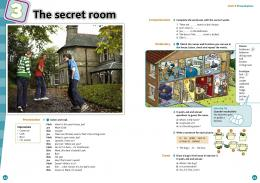 The secret room - Pearson Longman