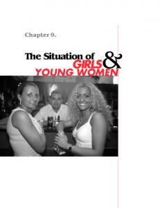 The Situation of Girls and Young Women