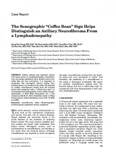 The sonographic coffee bean sign helps ... - Wiley Online Library