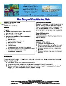 The Story of Freddie the Fish