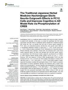 The Traditional Japanese Herbal Medicine