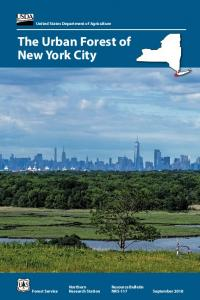 The urban forest of New York City - USDA Forest Service