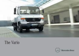 The Vario - Mercedes-Benz Luxembourg
