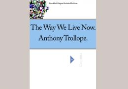The Way We Live Now - Readers StuffZ