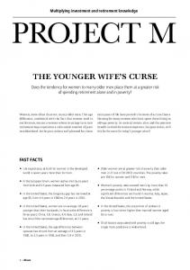 THE YOUNGEr WIFE'S CUrSE