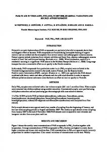 THEORY AND PRACTICE OF AEROSOL SCIENCE