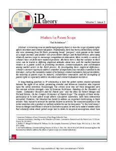 theory - SSRN papers
