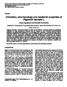 Ethno medicinal information on collation and     - Academic