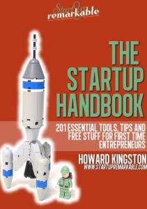 to download The Startup Handbook - Startup Remarkable