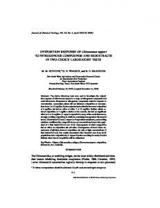 to Nitrogenous Compounds and - Springer Link
